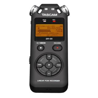 Tascam DR-05 Product Image