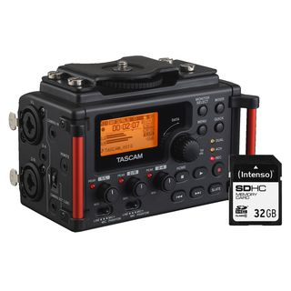 Tascam DR-60D MKII + 32GB Card - Set Product Image