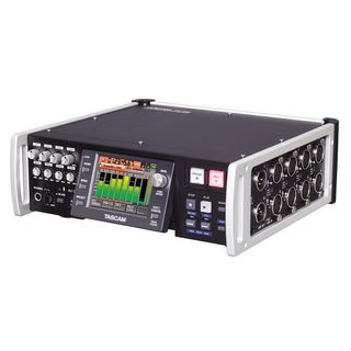 Tascam HS-P82 Multitrack Field Recorder Product Image