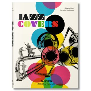Taschen-Verlag Jazz Covers Product Image