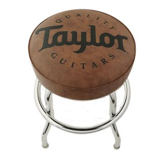 "Taylor Bar Stool Brown 24"" Produktbillede"