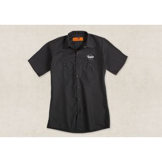 Taylor Guitar Stamp Work Shirt M Product Image