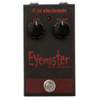 TC Electronic Eyemaster Metal Distortion Product Image