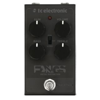 TC Electronic Fangs Metal Distortion Product Image
