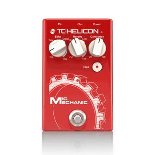 TC-Helicon Mic Mechanic 2 Produktbild