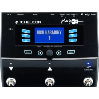 TC-Helicon Play Acoustic Product Image