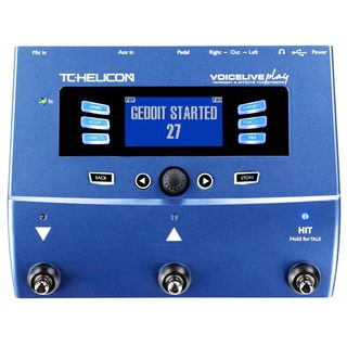 TC-Helicon VoiceLive Play Product Image