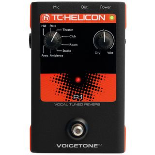 TC-Helicon VoiceTone R1    Product Image