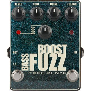 Tech 21 Bass Boost Fuzz Product Image