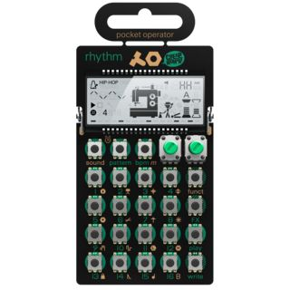 Teenage Engineering PO-12 rhytm Drum Machine Product Image