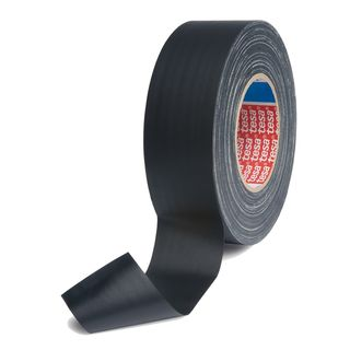Tesa All Black Gaffa Tape 53999 schwarz, 50 m, 50 mm Produktbild
