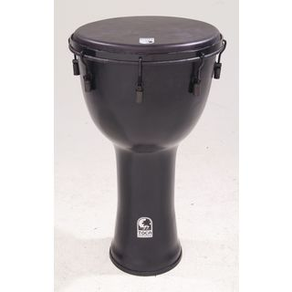 "Toca Percussion Freestyle Djembe SFDMX-12BM, 12"", Black Mamba Product Image"