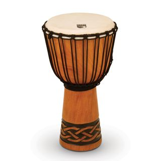 "Toca Percussion Origins Djembe TODJ-10CK, 10"", Celtic Knot #CK Product Image"