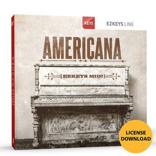 Toontrack Americana EZkeys MIDI Pack License Code Product Image
