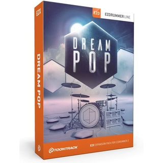 Toontrack EZX Dream Pop Produktbild