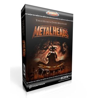Toontrack Metalheads EZX Expansion Pack    Product Image