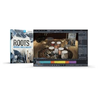 Toontrack Roots: Brushes, Rods & Mallets License Code Product Image