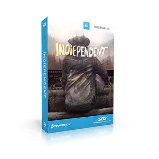 Toontrack SDX Indiependent Superior Drummer 2 Library Product Image