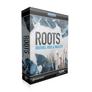 Toontrack SDX Roots: Brushes, Rods & ... Superior Drummer 2 Library Product Image