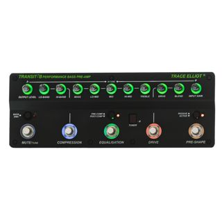 Trace Elliot Transit B Bass Preamp Product Image