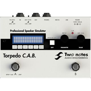 Two Notes Torpedo C.A.B.  Produktbild