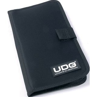 UDG Ultimate CD Wallet 24 Digital Black (U9980bl) Produktbild