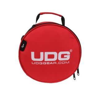 UDG Ultimate Digi Headphone Bag Red (U9950RD) Produktbild