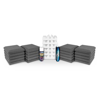 Universal Acoustics Jupiter Cluster Kit 28-piece 1.8m², anthr./white Product Image