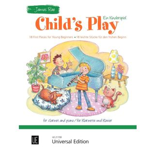 Universal Edition Child's Play - Ein Kinderspiel Product Image