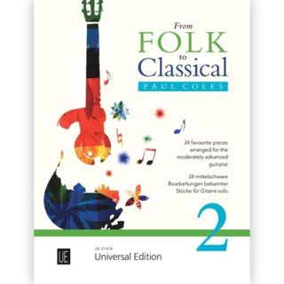 Universal Edition From Folk to Classical 2 Product Image