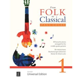 Universal Edition From Folk to Classical Product Image