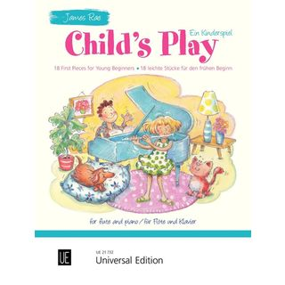 Universal Edition James Rae: Child's Play Product Image