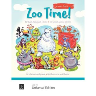 Universal Edition Zoo Time! Product Image
