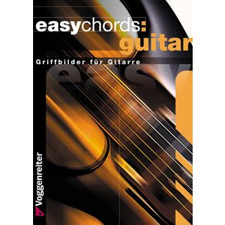 Voggenreiter Easy Chords Guitar Bessler & Opgenoorth Product Image