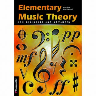 Voggenreiter Elementary Music Theory ENG Bessler, Opgenoorth Product Image
