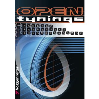 Voggenreiter Open Tunings Product Image