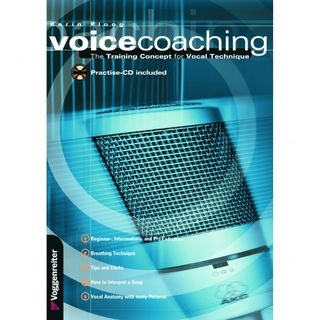 Voggenreiter Voicecoaching ENGLISH Ploog, book and CD Product Image