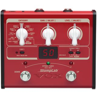 VOX StompLab IB Bass Guitar Multi  Effects Pedal   Product Image
