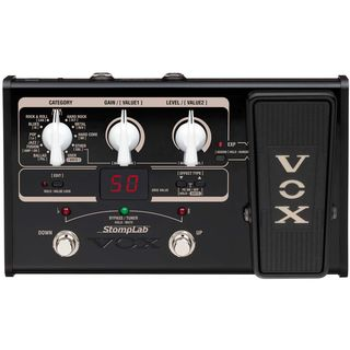 VOX StompLab IIG Guitar Multi Effe cts Pedal   Product Image