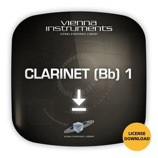 VSL Clarinet (Bb) 2 Full License Code Produktbild