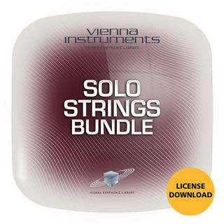 VSL IB Solo Strings Bundle License Code Produktbild
