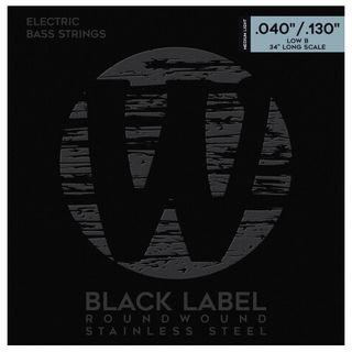 Warwick Bass Saiten,6er,25-135,Yellow Nickel Strings