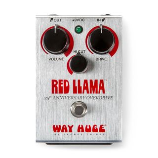 Way Huge Red Llama 25th Anniversary Overdrive Produktbild