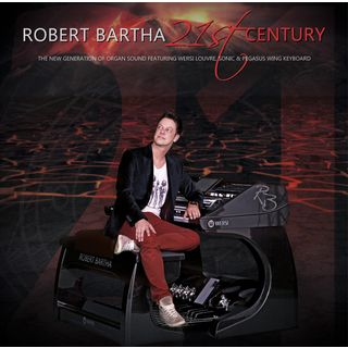 Wersi CD Robert Bartha 21st Century  Product Image