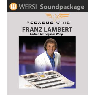 Wersi Franz Lambert Edition Paket 78 Klengte, 25 Styles, 20 Total Productafbeelding
