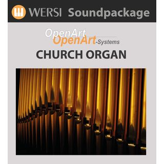 Wersi Sakral Sounds (4003040) Soundpackage for OAS Product Image
