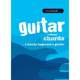 Wise Publications Playbook: Guitar Chords A Handy Beginner's Guide! Zdjęcie produktu