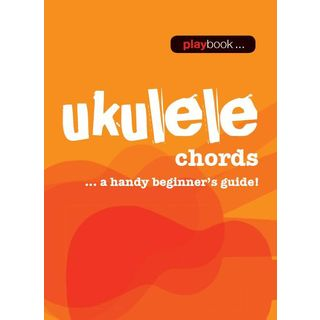 Wise Publications Playbook: Ukulele Chords A Handy Beginner's Guide! Productafbeelding