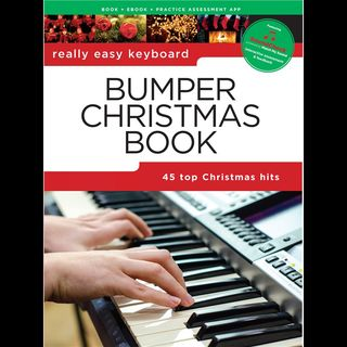 Wise Publications Really Easy Keyboard: Bumper Christmas Book Product Image