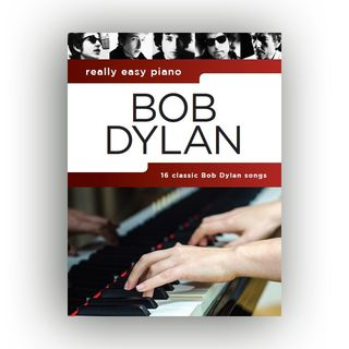Wise Publications Really Easy Piano: Bob Dylan Produktbild
